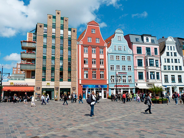 Fakta om Rostock