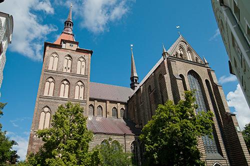 Mariakyrkan Rostock