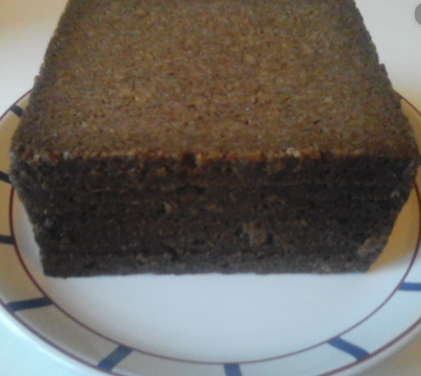 Pumpernickel brröd